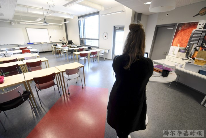 芬兰教师的工作满意度因新冠疫情严重下降