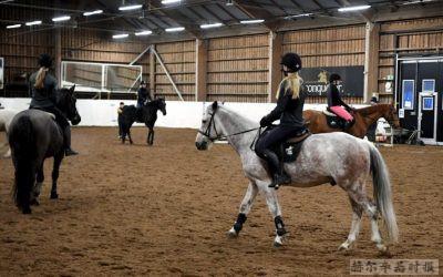 新冠疫情期间,骑马运动越来越流行