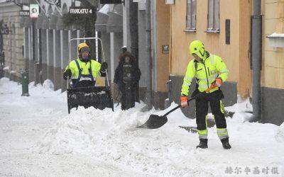 新闻简讯:芬兰的积雪清除备受赞扬、芬兰首台量子计算机、世界拉力赛芬兰站、挪威边境限制和新型可再生能源解决方案