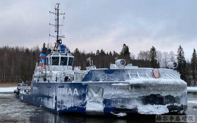 芬兰推出具有可持续性的新型破冰船