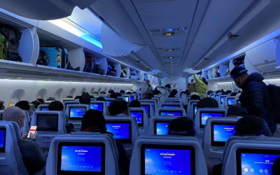 疫情期间芬兰回国实录,航班取消3次终于在上海隔离酒店过了年