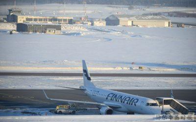 一名旅客因在飞机上摘下口罩吃零食而被芬航禁飞半年