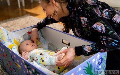芬兰公布2021年版宝宝礼盒–强调质量和可持续性