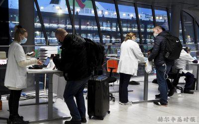 尽管存在旅行限制,每周仍有1万多名乘客从爱沙尼亚入境芬兰