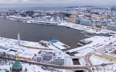 赫尔辛基又将会修建一个新地标:建筑和设计博物馆