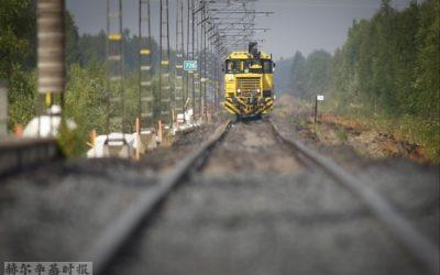 芬兰国铁VR推出新的破纪录的超级列车