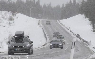 冬季气候恶劣使得在芬兰开车很有挑战性,如何正确应对