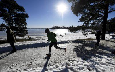 芬兰成了为自新冠疫情爆发以来最喜欢煅烧身体的国家