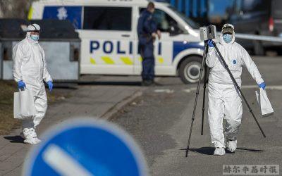 图尔库枪击案后续:警方要求拘捕27岁的男子,罪名是连环谋杀