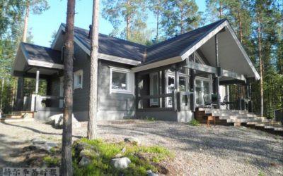 芬兰的度假木屋销售火爆,销量增长50%,价格上涨20%