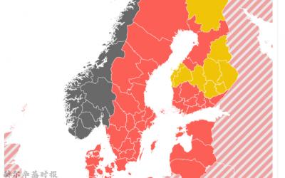 挪威与芬兰开放边境