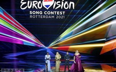 图片新闻:芬兰闯入2021年欧洲歌唱大赛总决赛