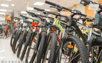 警方在芬兰西南部发现自行车黑市交易