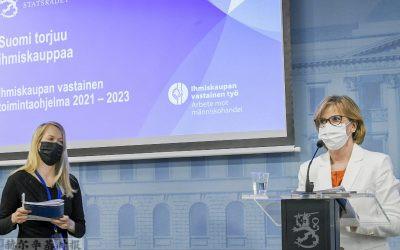 芬兰公布了数十项打击人口贩运的措施