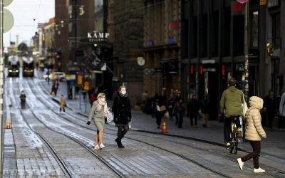 在最新的全球外籍人士安家调查中,芬兰的排名接近垫底