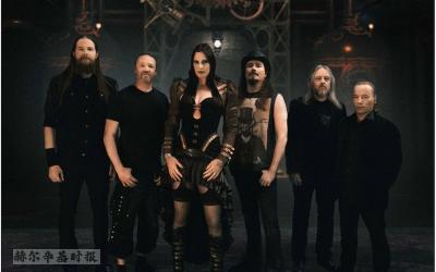 芬兰乐队夜愿(Nightwish)创造了芬兰音乐的历史,举行了最大规模的虚拟音乐会