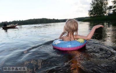 """芬兰的高温天气将""""至少再持续10天"""""""