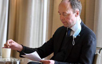 芬兰右翼民粹政党主席宣布不再担任该党的领导人