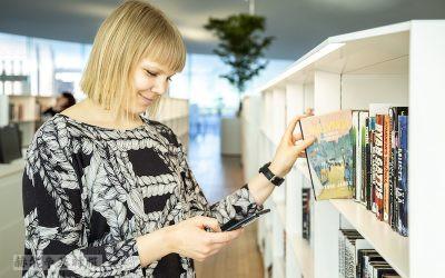 赫尔辛基Oodi图书馆使用人工智能帮助客户推荐书籍