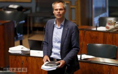 """民族联盟党的芬兰移民新政策提案因使用""""土生土长芬兰人""""一词而遭到强烈反对"""