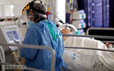 90岁比利时妇女同时感染两种Covid-19病毒变体后去世