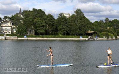 芬兰百年来最热的夏天