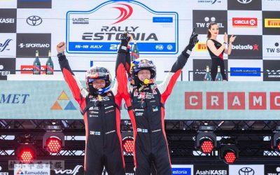 世界看芬兰:芬兰天才车手成为最年轻的世界拉力赛冠军,太阳能电动汽车
