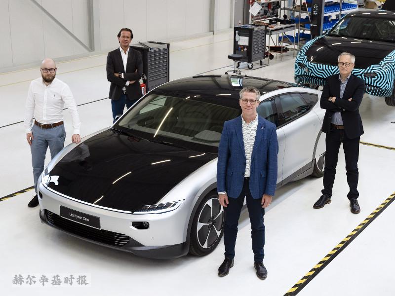 维美德汽车公司将在芬兰开始生产电动汽车