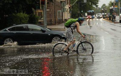 暴风雨席卷芬兰全国,高温天气暂时告一段落