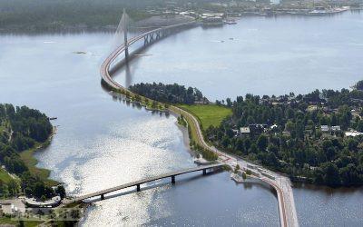 赫尔辛基皇冠大桥有轨电车项目将于今年秋季开工建设