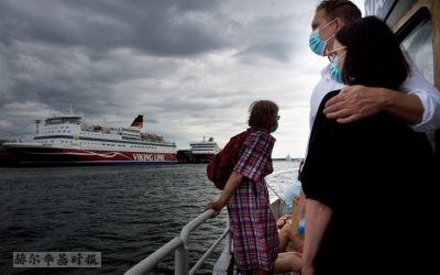 芬兰报告有史以来最高的每日感染人数,赫尔辛基地区为限制措施做准备