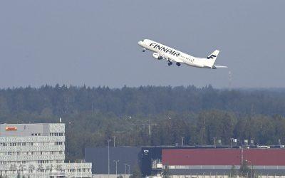 欧洲的航空旅行恢复良好,芬兰的恢复速度较慢
