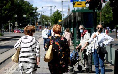 研究人员称,赫尔辛基在新冠疫情期间遭受的人口流失打击最为严重