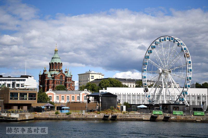赫尔辛基被评为世界上享受幸福退休生活的最佳城市
