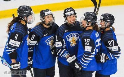 世界看芬兰:女子冰球世界铜牌、森林辩论、运动金曲、促进泰国性别平等
