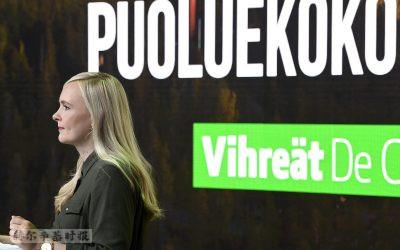 芬兰的绿党因为支持大麻合法化而流失了数十名党员