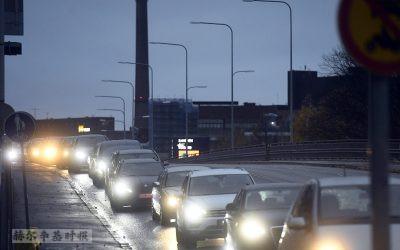 作为气候行动先锋,芬兰家庭的交通排放量将在2030年实现减半