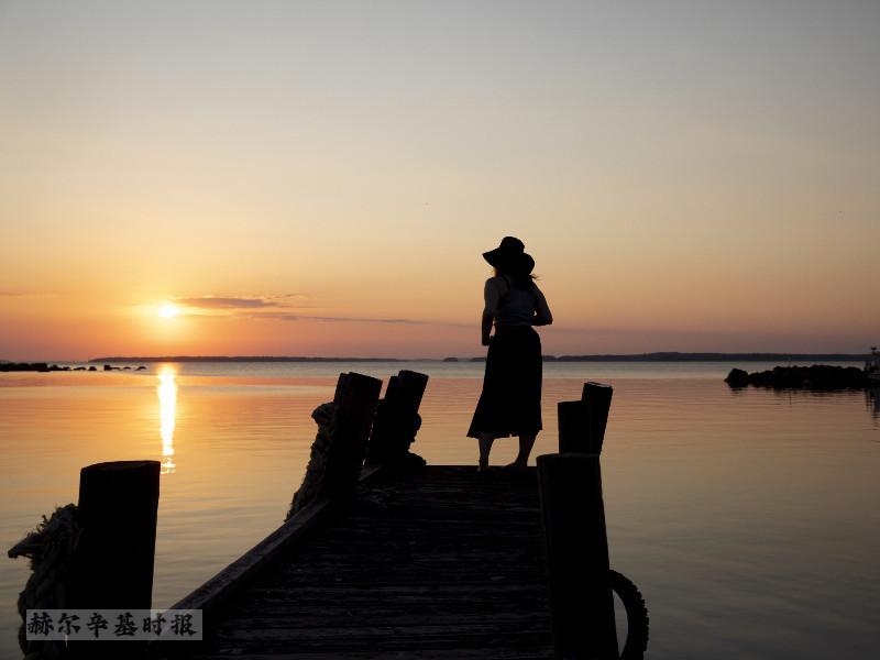 芬兰2021年的夏季是80多年来最热的一年