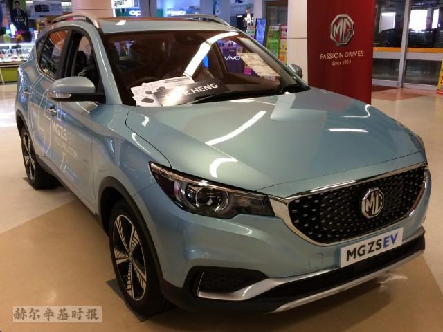 中国汽车品牌名爵即将进入芬兰市场