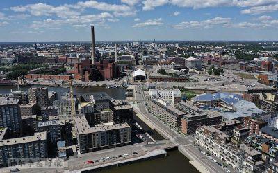 赫尔辛基的日益拥挤使微型公寓越来越受欢迎