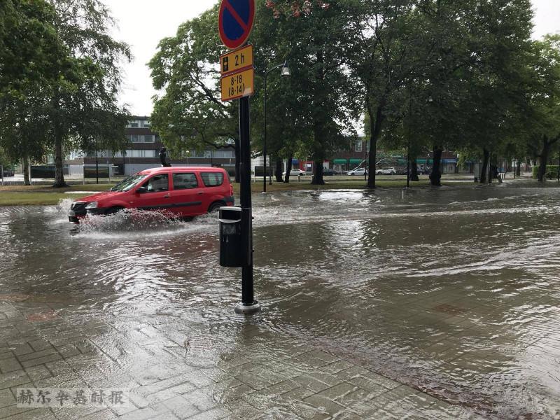 气候危机对芬兰的主要影响将是暴雨和洪水