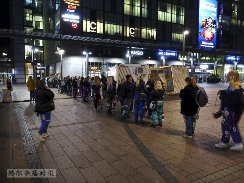 赫尔辛基HUS医院院长表示支持芬兰各地的餐厅限制